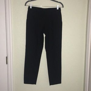 NWOT Theory Cropped Pants Size 2